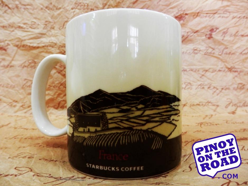 Mug # 23 | France Starbucks Icon Mug