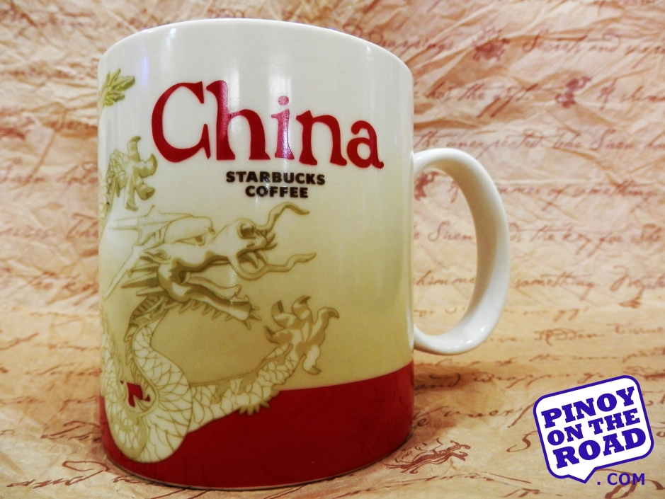 Mug # 26 | China Starbucks Icon Mug