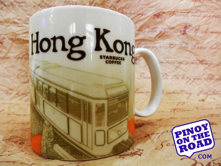 Mug # 27 | Hong Kong Starbucks Icon Mug