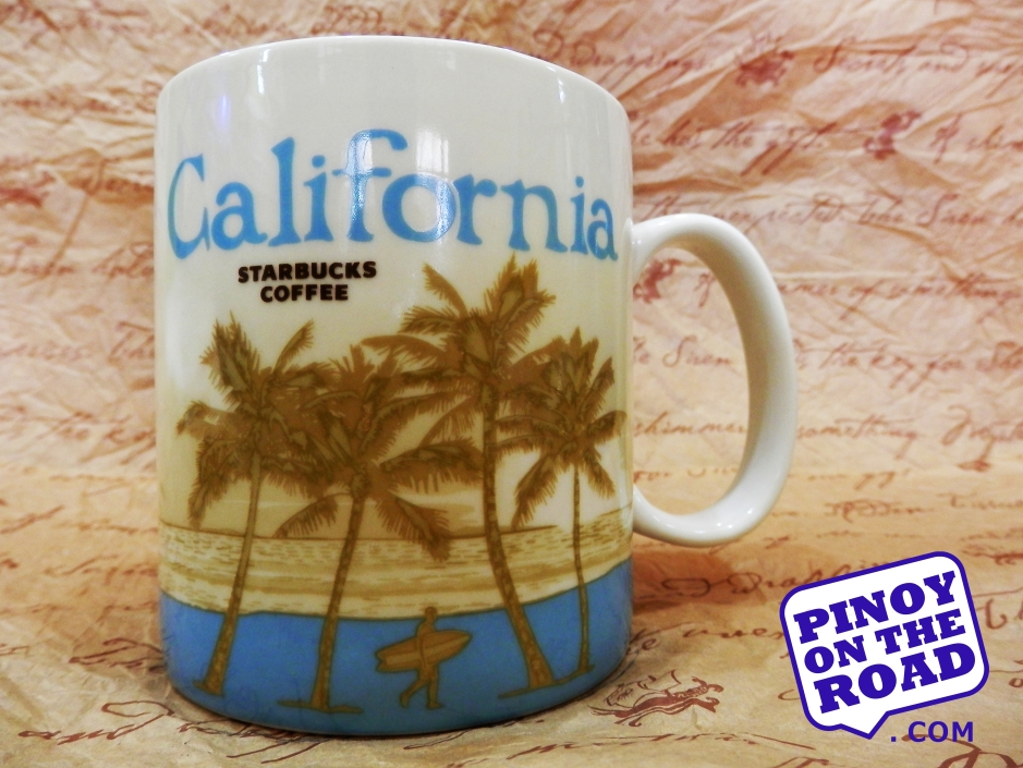 Mug # 29 | California Starbucks Icon Mug
