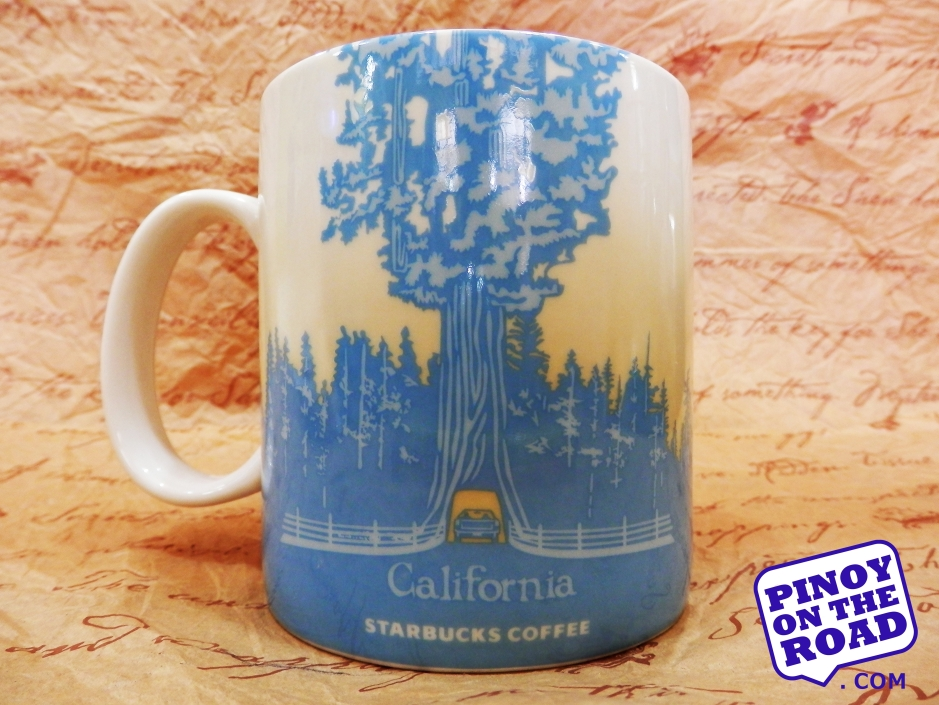 Mug # 29 | California Starbucks Icon Mug
