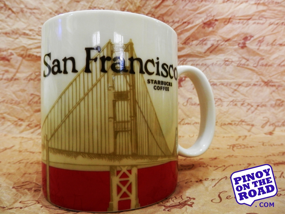 Mug # 30 | San Francisco Starbucks Icon Mug