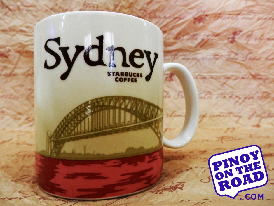 Mug # 31 | Sydney Starbucks Icon Mug