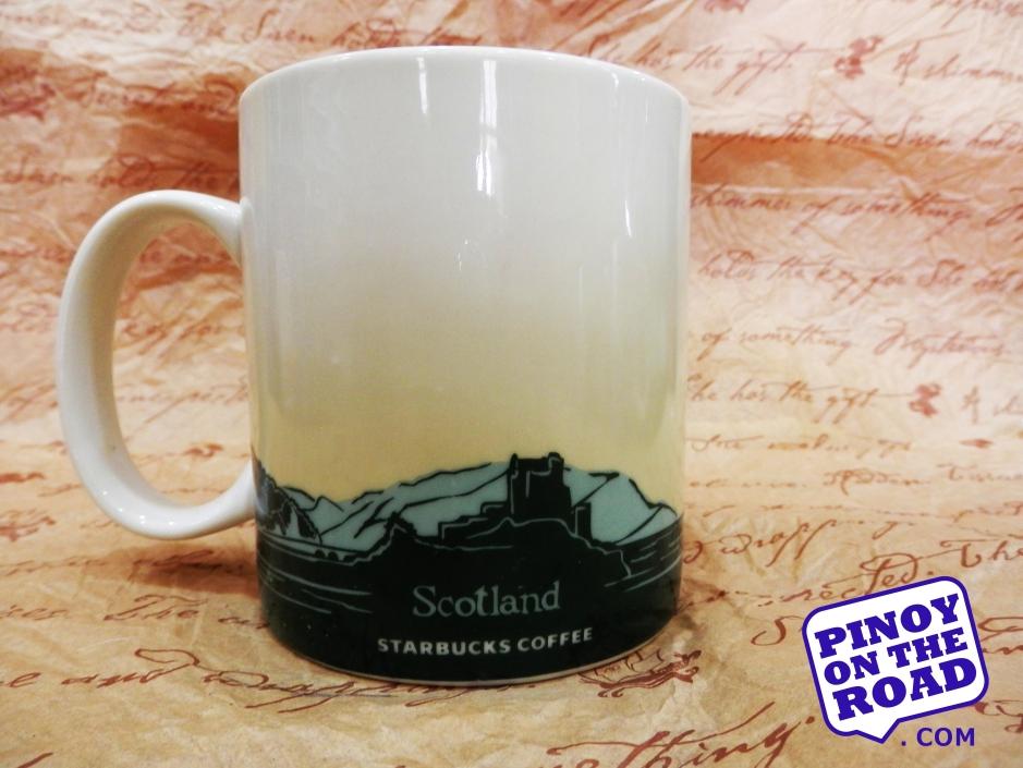 Mug # 32 | Scotland Starbucks Icon Mug