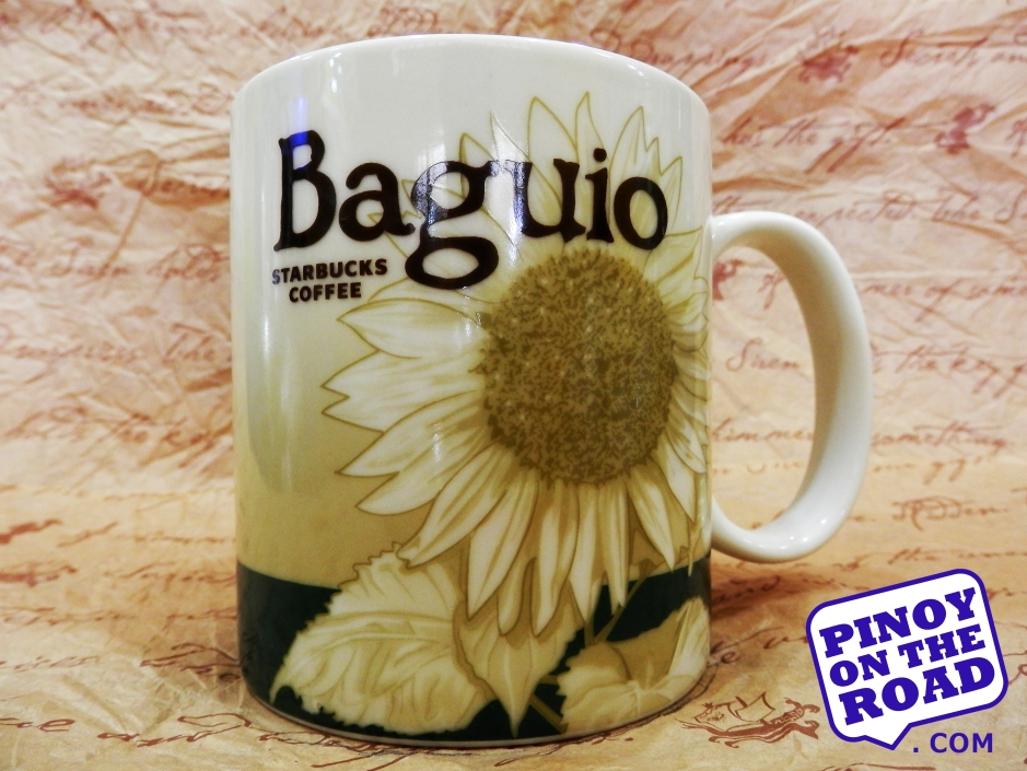 Mug Number 2 | Starbucks Icon Mug | Baguio Starbucks Icon Mug