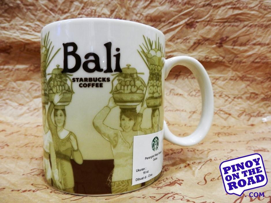 Mug # 21 | Bali Starbucks Icon Mug