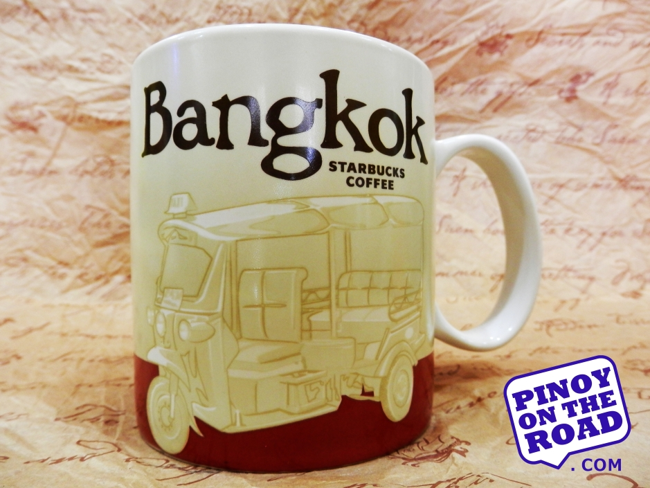 Mug # 16 | Bangkok Starbucks Icon Mug
