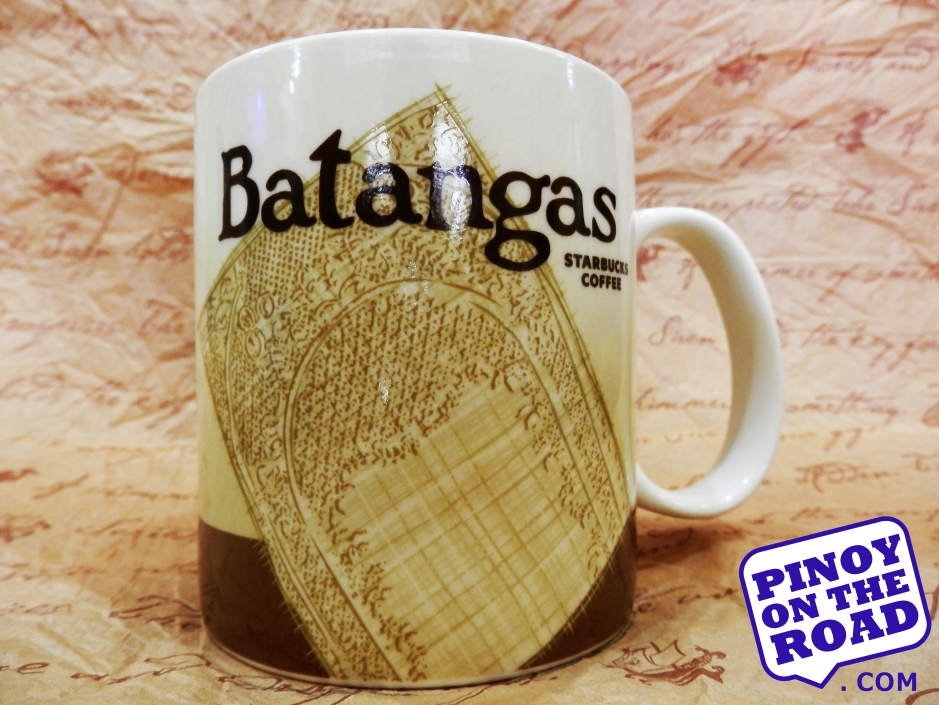 Mug Number 3 | Starbucks Icon Mug | Batangas Starbucks Icon Mug