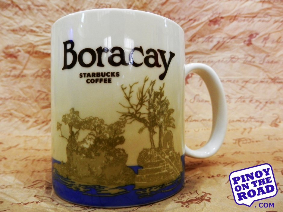 Mug Number 4 | Starbucks Icon Mug | Boracay Starbucks Icon Mug