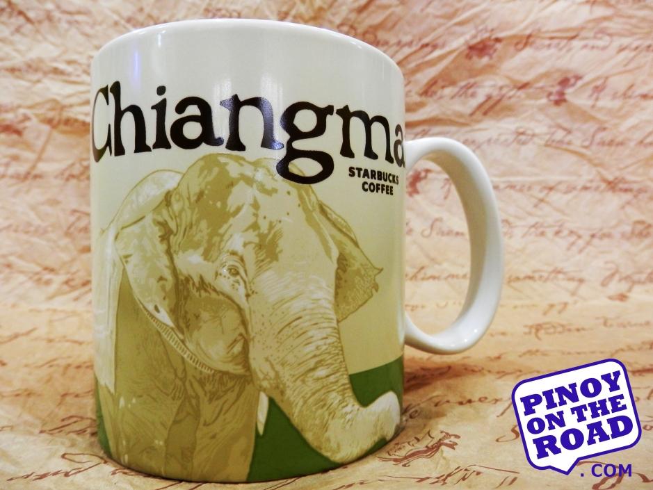 Mug # 17 | Chiangmai Starbucks Icon Mug