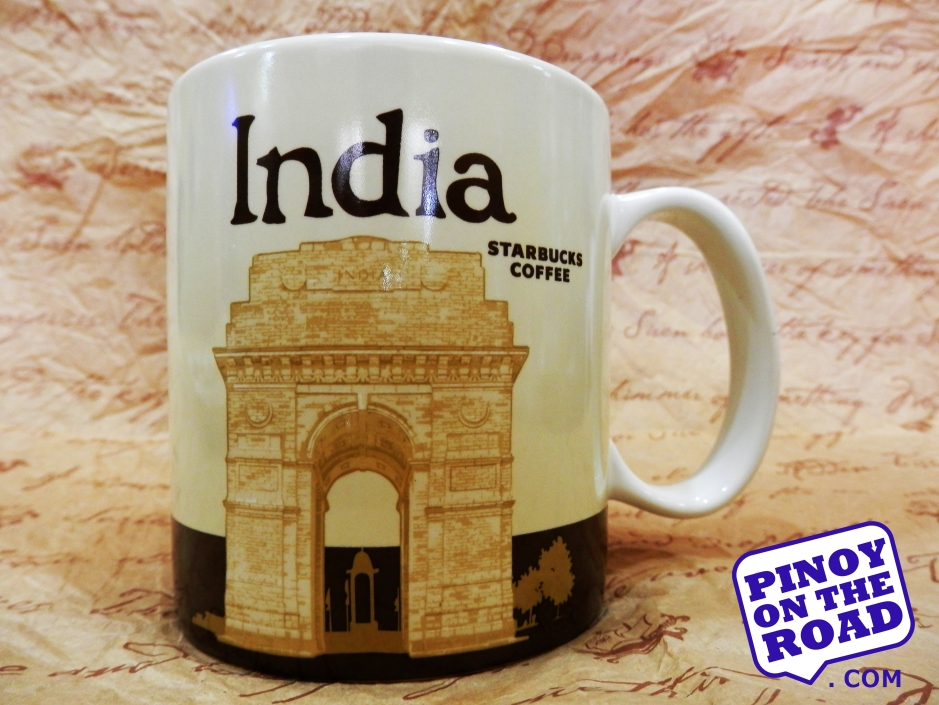 Mug # 24 | India Starbucks Icon Mug