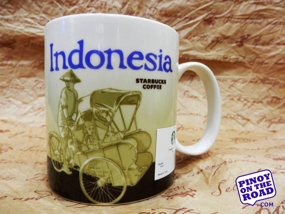 Mug # 22 | Indonesia Starbucks Icon Mug