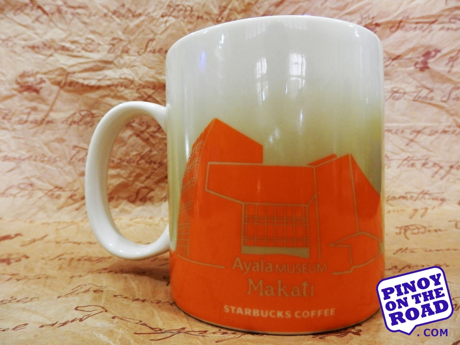 Mug Number  9 | Starbucks Icon Mug | Makati Starbucks Icon Mug