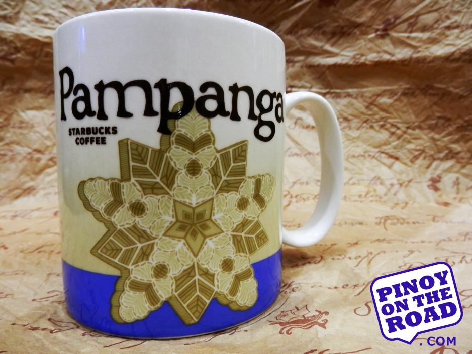 Mug # 12 | Starbucks Icon Mug | Pampanga Starbucks Icon Mug