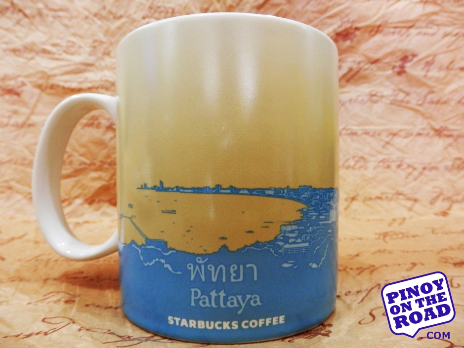 Mug # 18 | Pattaya Starbucks Icon Mug