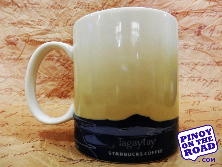 Mug # 13 | Starbucks Icon Mug | Tagaytay Starbucks Icon Mug