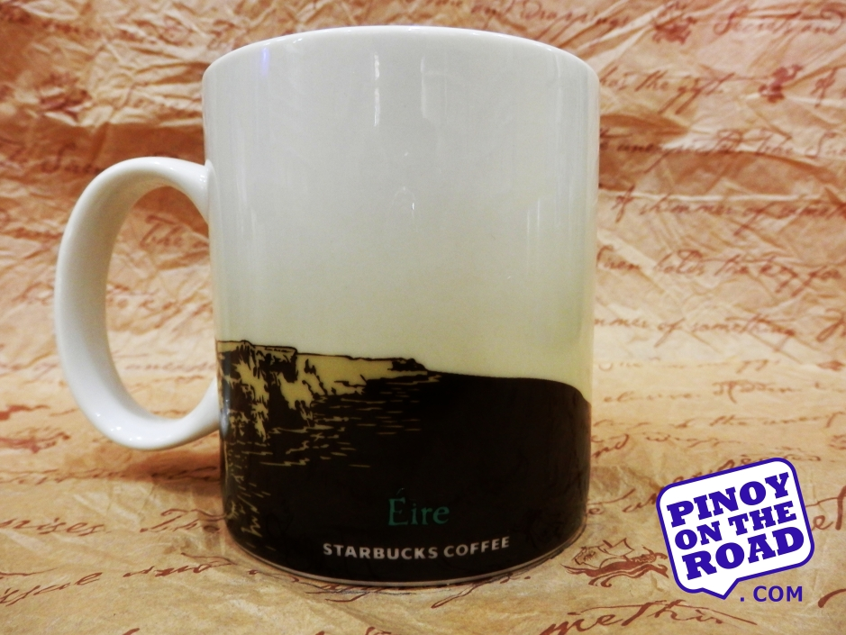 Mug # 33 | Ireland Starbucks Icon Mug