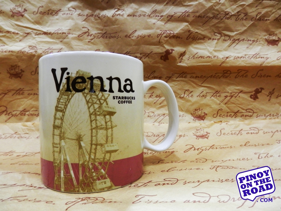 Mug # 35 | Vienna Starbucks Icon Mug