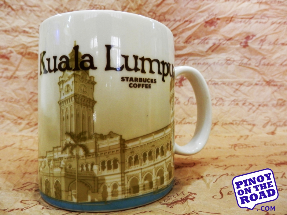 Mug # 36 | Kuala Lumpur Starbucks Icon Mug