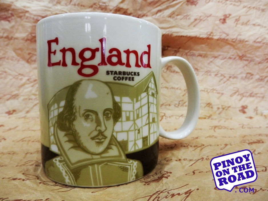 Mug # 37 | England Starbucks Icon Mug