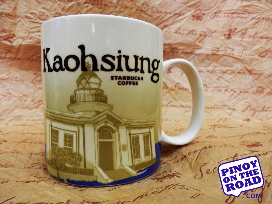 Mug # 39 | Kaohsiung Starbucks Icon Mug