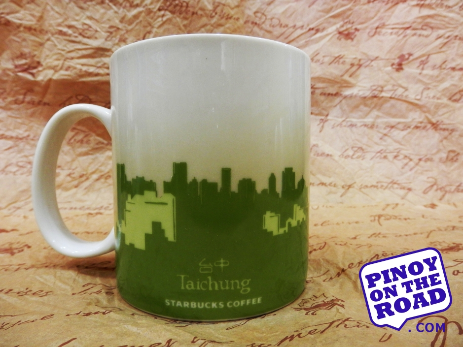 Mug # 40 | Taichung Starbucks Icon Mug