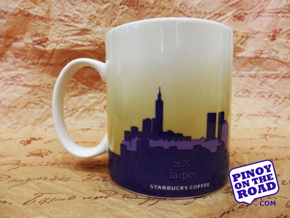 Mug # 41 | Taipei Starbucks Icon Mug