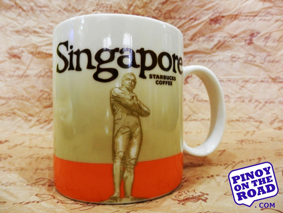 Mug # 43 | Singapore Starbucks Icon Mug