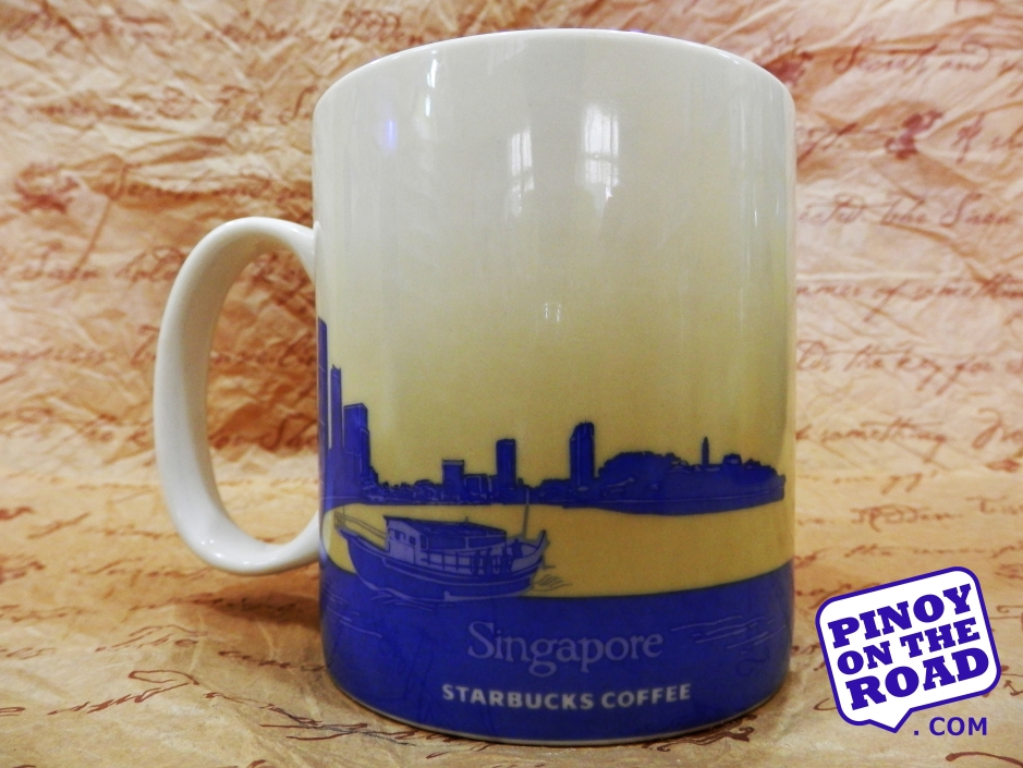 Mug # 44 | Singapore Starbucks Icon Mug