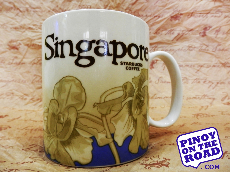 Mug # 44 | Singapore Starbucks Icon Mug