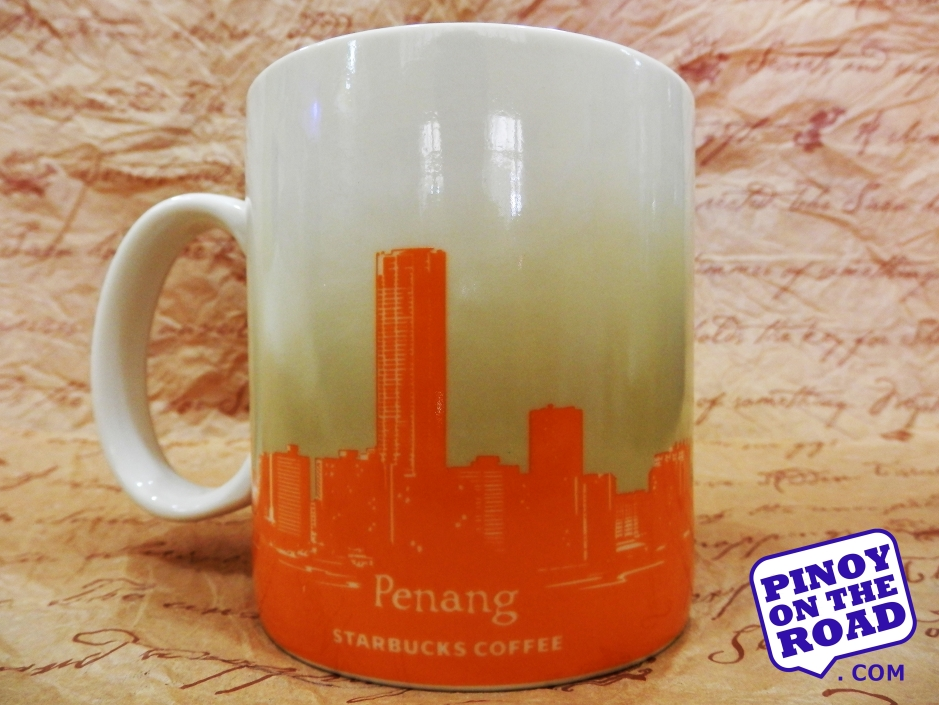 Mug # 45 | Penang Starbucks Icon Mug