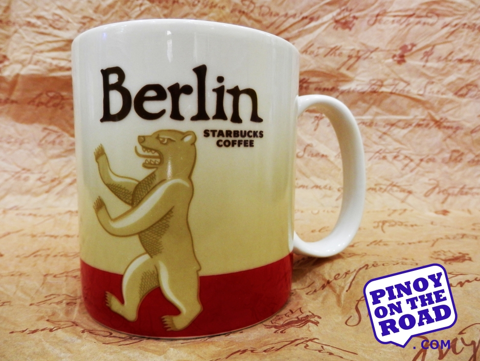 Mug # 46 | Berlin Starbucks Icon Mug