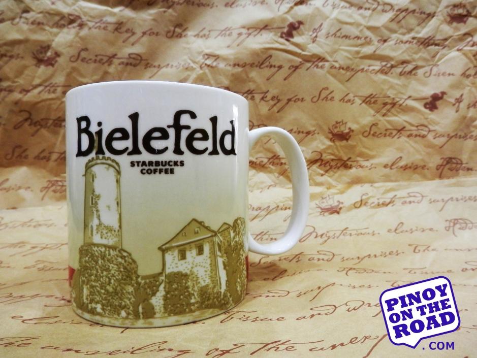 Mug # 47 | Bielefeld Starbucks Icon Mug