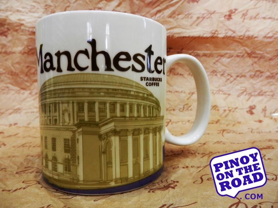 Mug # 50 | Manchester Starbucks Icon Mug