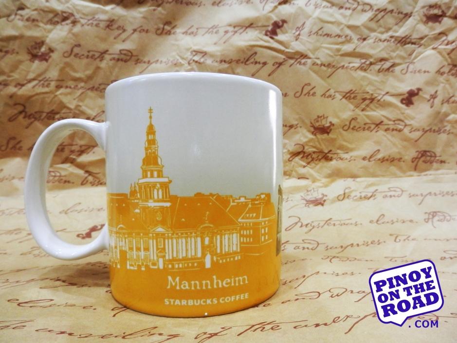 Mug # 51 | Mannheim Starbucks Icon Mug