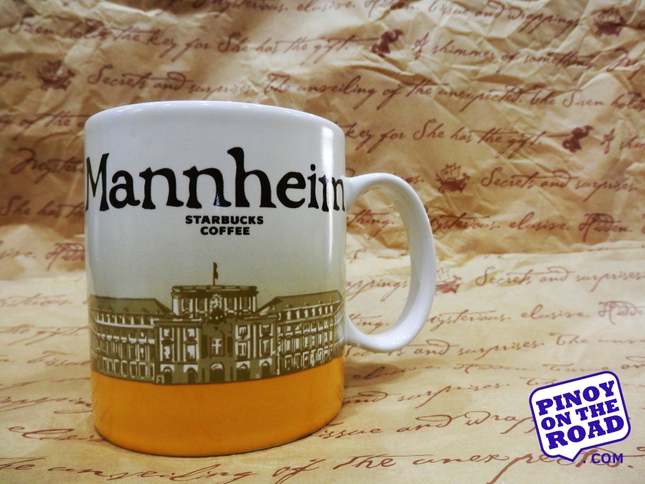 Mug # 51   Mannheim Starbucks Icon Mug