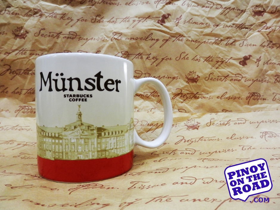 Mug # 52 | Munster Starbucks Icon Mug