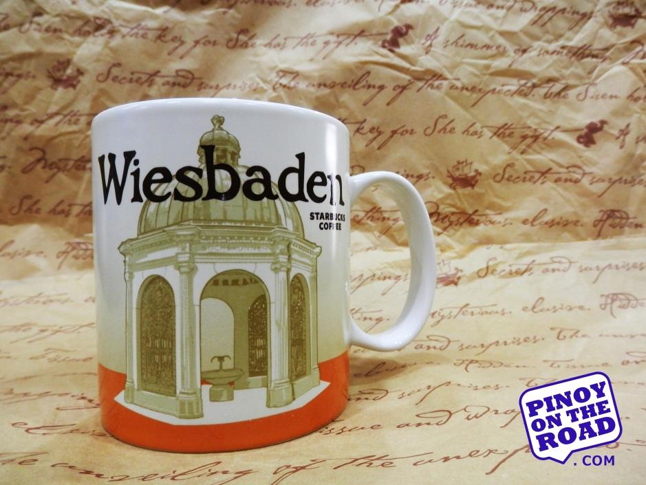 Mug # 54   Wiesbaden Starbucks Icon Mug