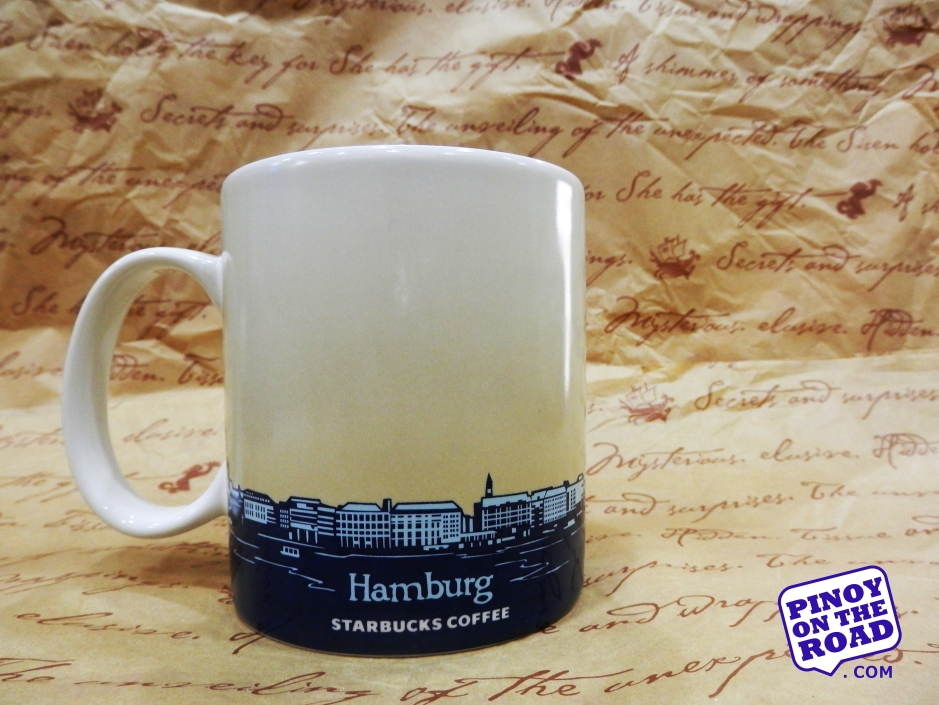 Mug # 56 | Hamburg Starbucks Icon Mug