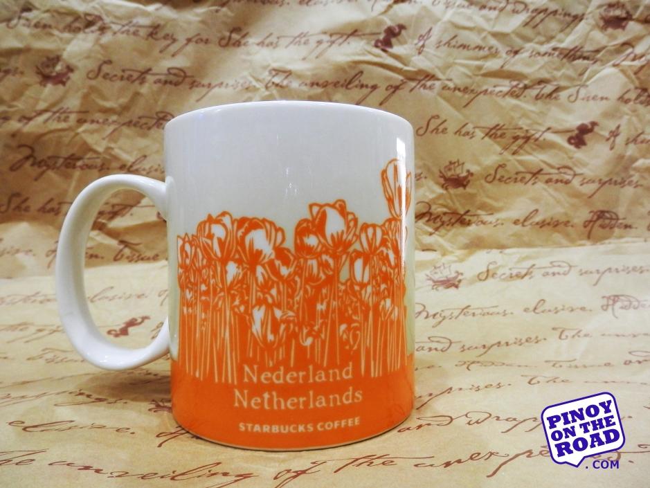 Mug # 57 | Netherlands Starbucks Icon Mug