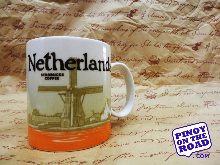 Mug # 57 | Netherlands Starbucks Icon Mug