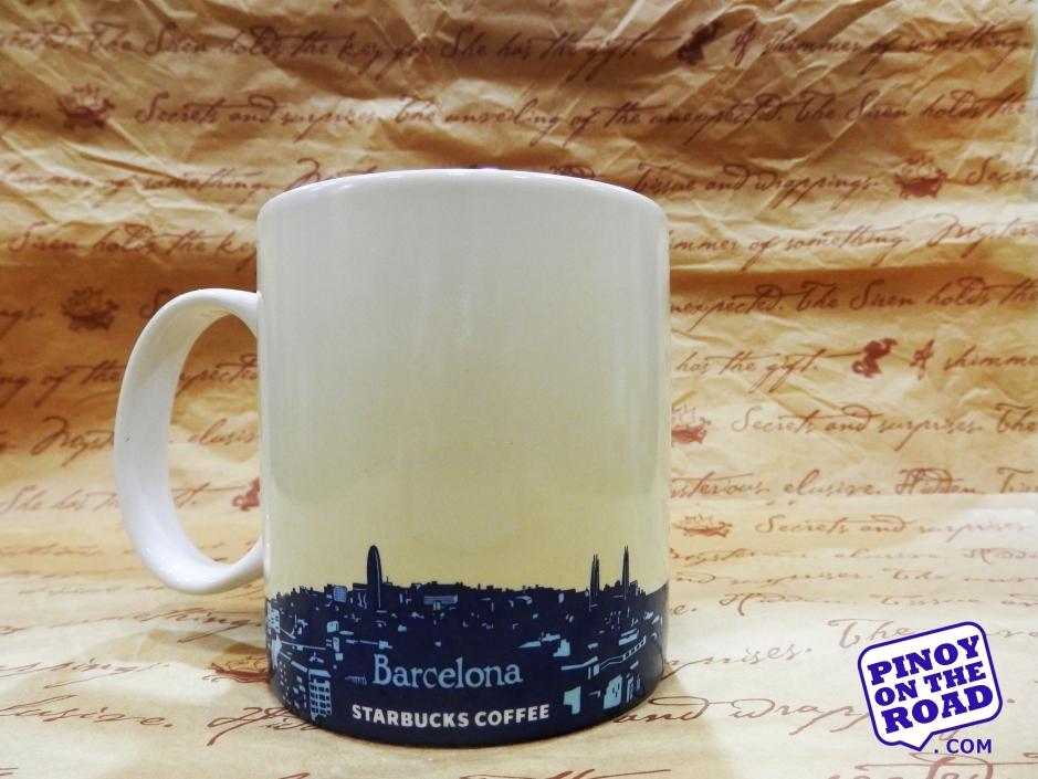 Mug # 58 | Barcelona Starbucks Icon Mug