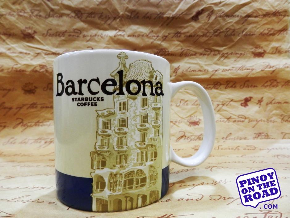 Mug # 58 | Barcelona Starbucks Icon Mug