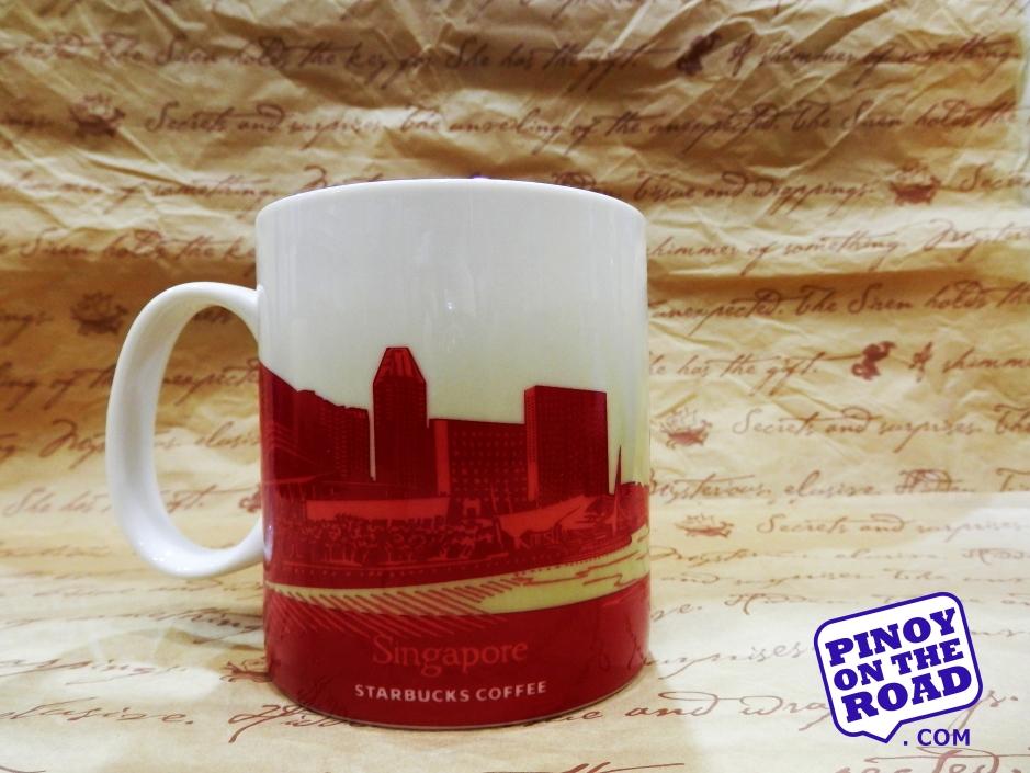 Mug # 59 | Singapore Starbucks Icon Mug