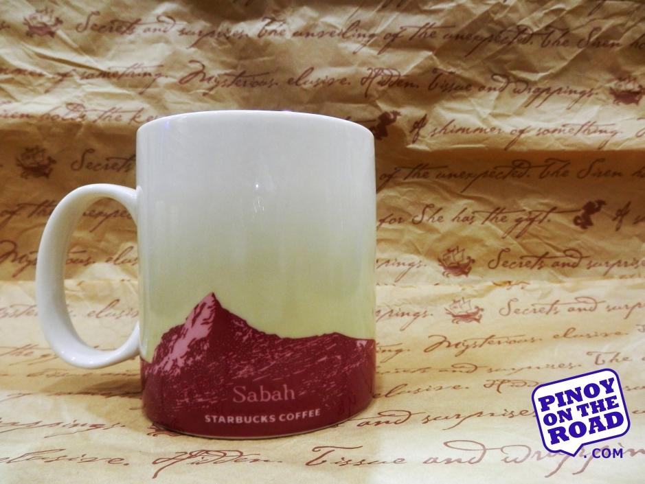 Mug # 60 | Sabah Starbucks Icon Mug