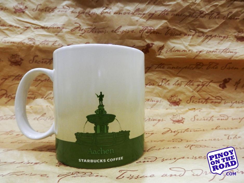 Mug # 61   Aachen Starbucks Icon Mug