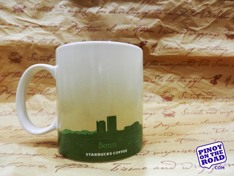 Mug # 62   Bonn Starbucks Icon Mug