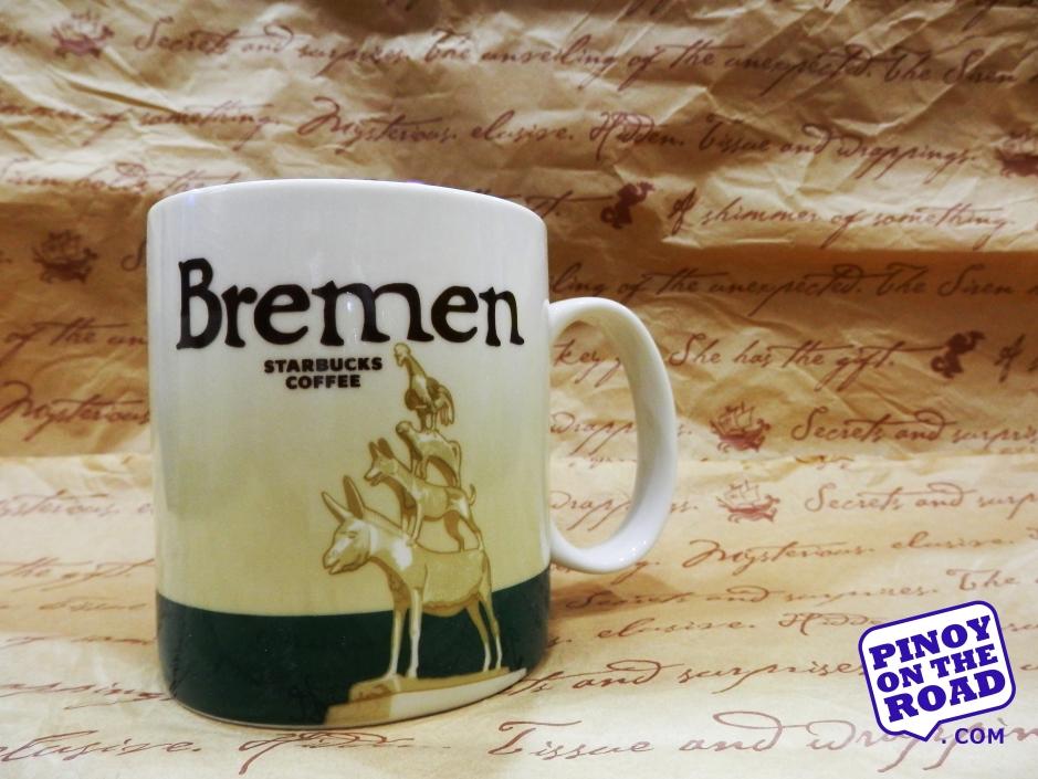 Mug # 63 | Bremen Starbucks Icon Mug