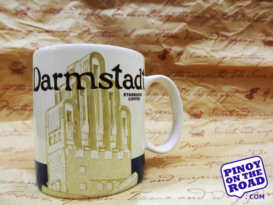 Mug # 64 |Darmstadt  Starbucks Icon Mug