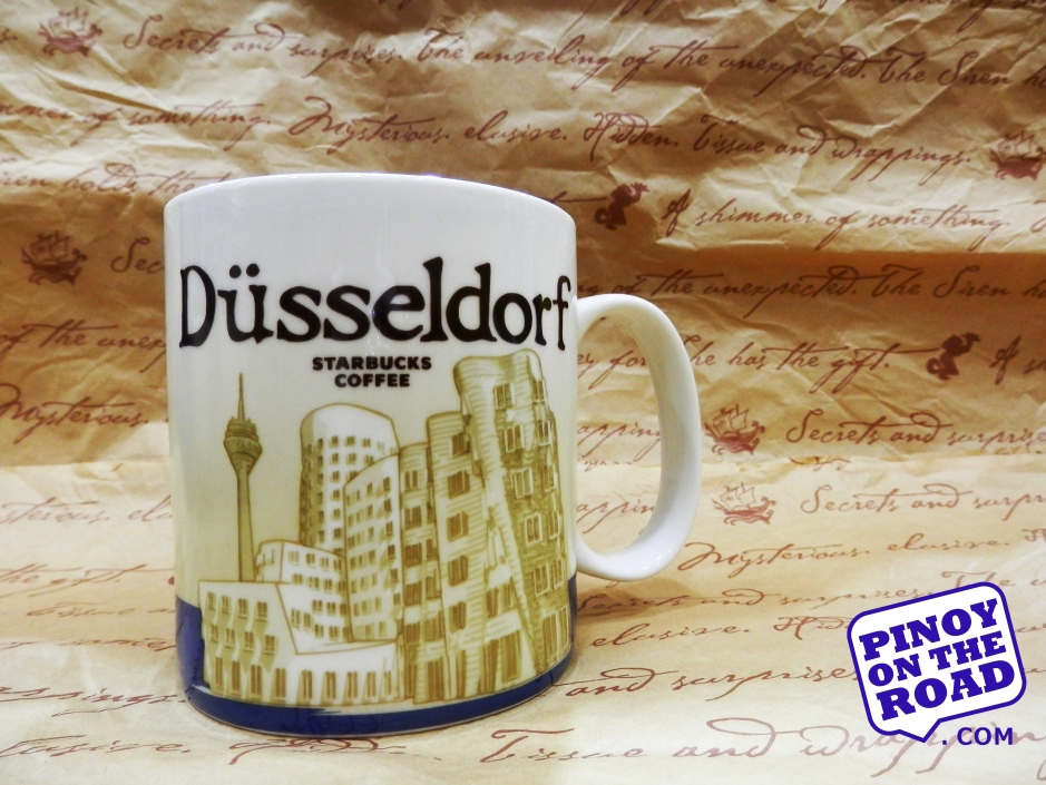 Mug # 65 | Düsseldorf  Starbucks Icon Mug